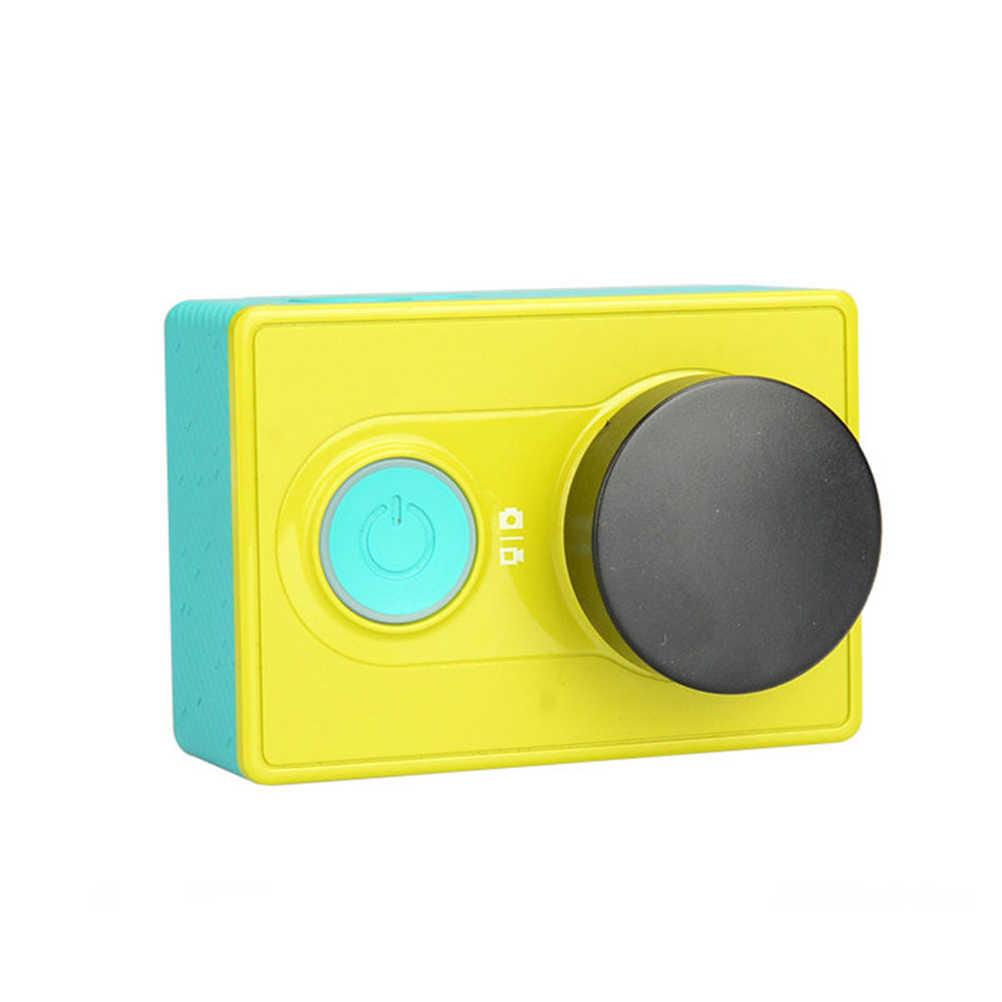 JETTING Neue UV Filter Objektiv Schutz Camera Lens Cap Abdeckung Für Xiao mi yi xiaoyi Action Sport Kamera Zubehör