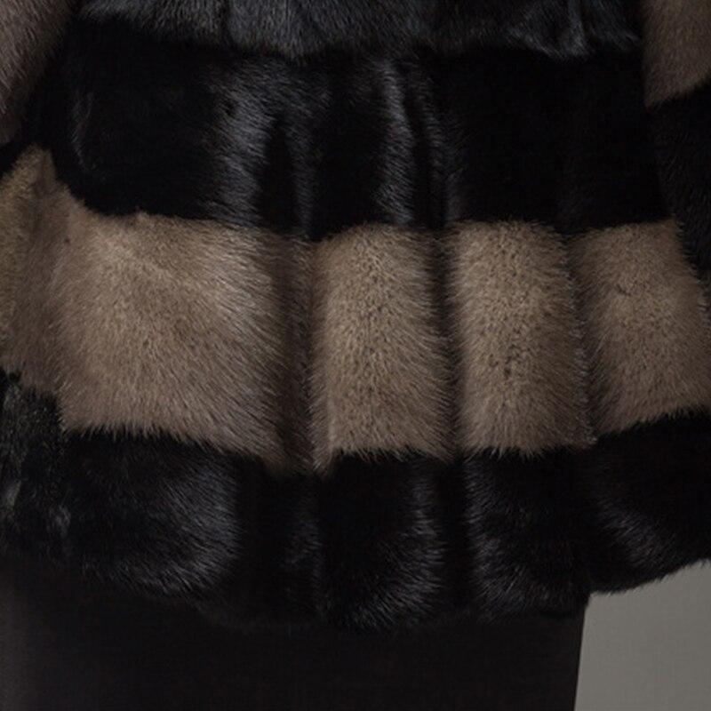 LVCHI Παλτό παλτό δέρματος από δέρμα - Γυναικείος ρουχισμός - Φωτογραφία 5