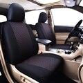 Conjunto Completo de Calidad superior Auto Universal de la Cubierta de Asiento de Ajuste Más Styling Car Seat Covers 5 MM Compuesto Esponja Coches cubre Asiento Protector