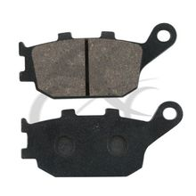 Motorcycle REAR BRAKE PADS FOR YAMAHA R6 YZFR6 YZF-R6 2003-2013 2004 2005 2006 2007 2008