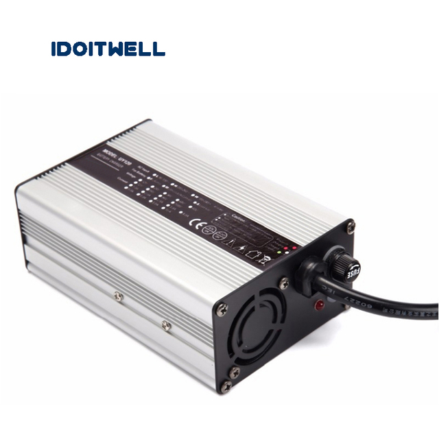 Customized 120W series 12V 7A 24V 4A 36V 2.5A 48V 2A 60V 1.5A battery charger for Lead acid or li-ion Lithium or LifePO4 battery