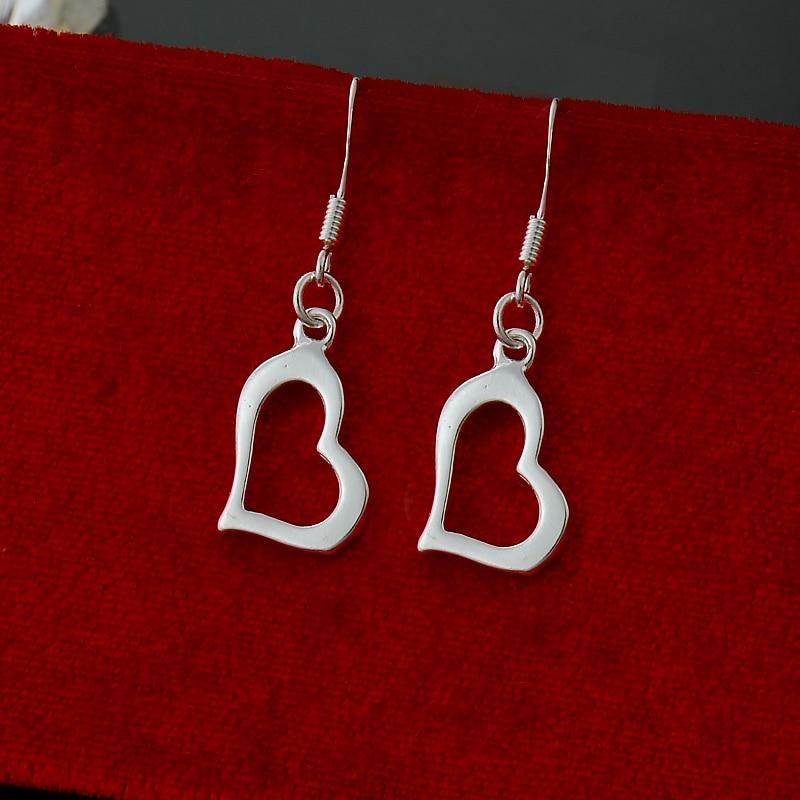 2018 Hot sale,  925  silver women earrings ot selling high quality fashion jewelrhy E5215