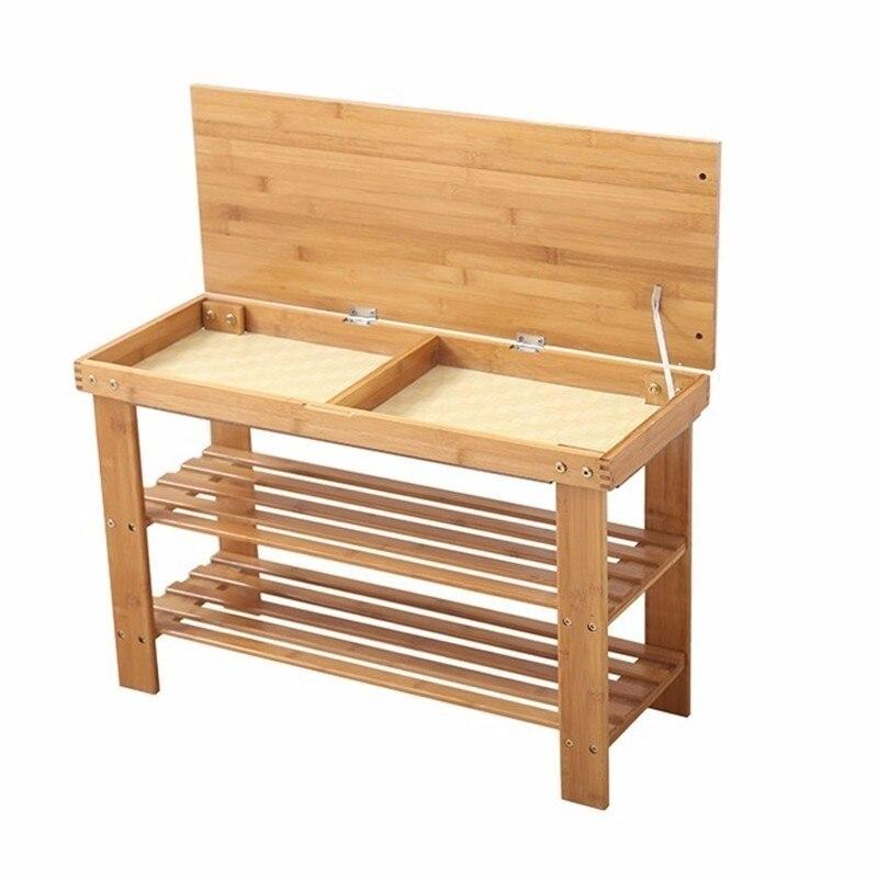 Dress shoes bench clamshell stool garden wooden Shoe cabinet футболка bench футболка