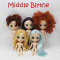 Fortune Days Nude Factory Middle Blyth doll 5 kinds of hair cut we got suitable for change  toy white skin Neo