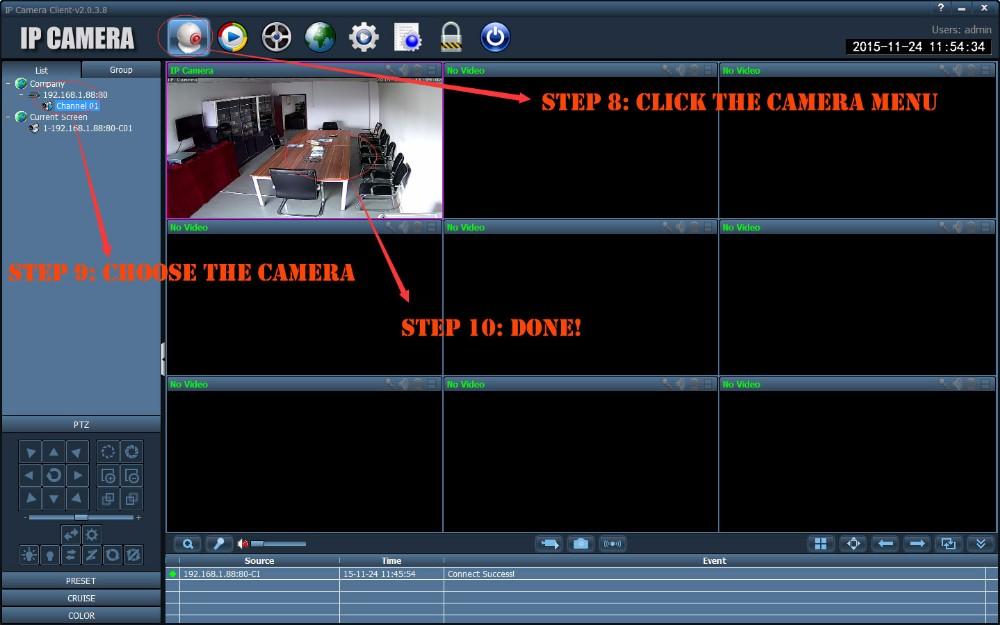 Security Webcam States Cameras 16