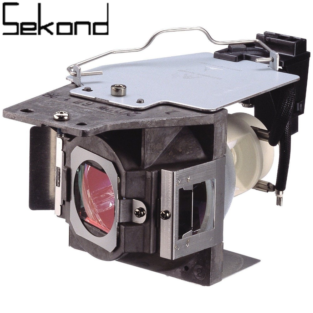 SEKOND Original Osram bulb Projector Lamp 5J.JCL05.001 / 5J.JAH05.001 with housing for BENQ TH682ST benq th682st