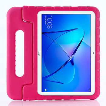 Dziecko Tablet Odporny Na Wstrząsy Etui Do Huawei MediaPad T3 10 9.6 Pokrywa Silikonowa Dla Huawei T3 10 AGS-L03 AGS-L09 AGS-W09 9.6
