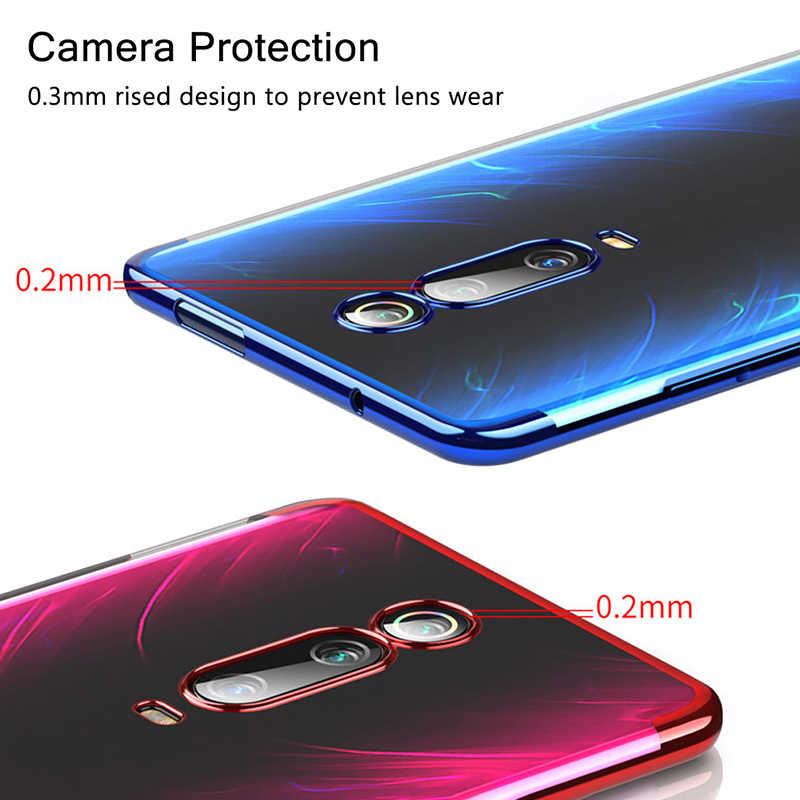 Чехол для Xiaomi Redmi K20 Pro, Прозрачная мягкая силиконовая Обложка, TPU бампер, чехол для Xiaomi K20 Pro K20, чехол для телефона
