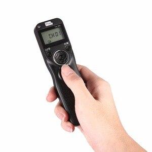 Image 2 - Беспроводной пульт дистанционного управления Pixel для Nikon Z7, Z6, D7500, D3300, D3200, D3100, D750, D610, D600, D90, Df, спуск затвора
