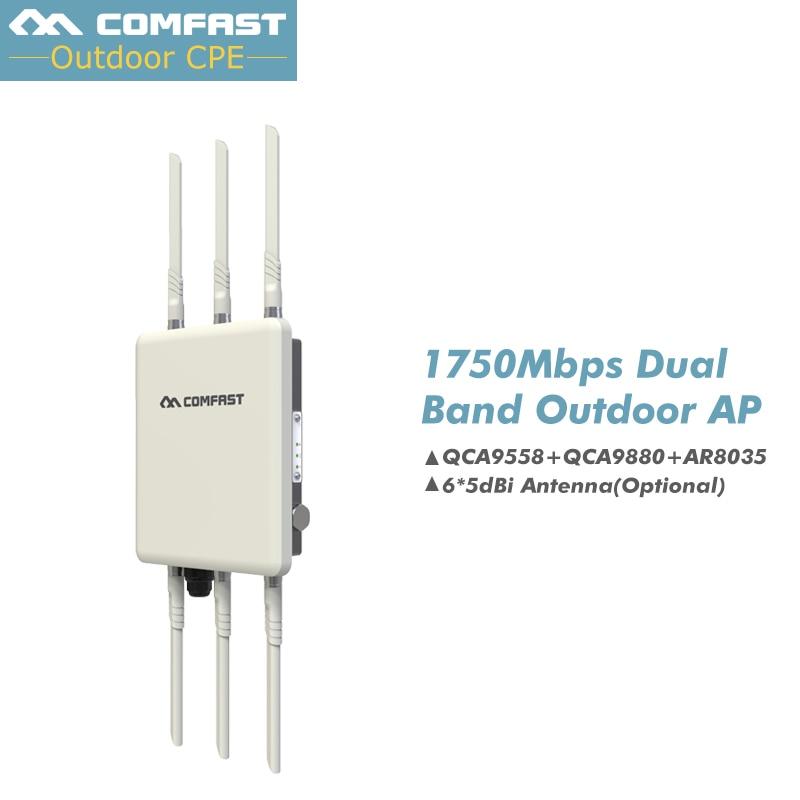 High Power Outdoor Ap Router Wifi Signal Amplifier Wifi