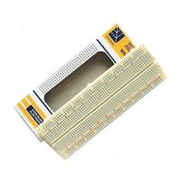 10pcs Solderless MB 102 MB102 Breadboard 830 Tie Point PCB BreadBoard