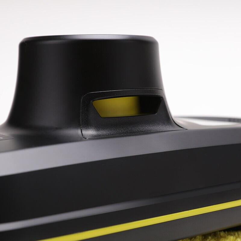HOBOT Fenêtre aspirateur Intelligent télécommande Automatique Fenêtre robot de nettoyage 5600 Pa Aspiration télécommande Humide Essuyage - 3