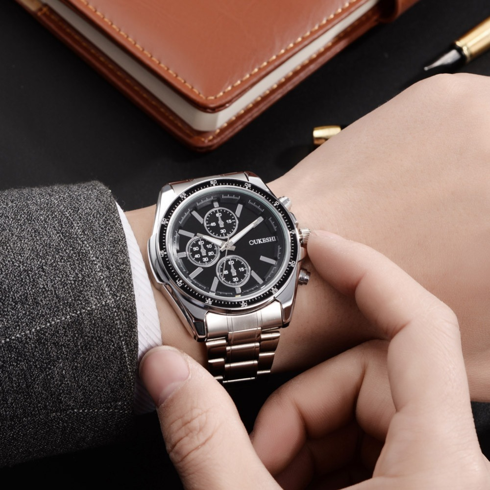 2018 Top Brand Luxury Men's Watch 30m Waterproof Date Clock Male Sports Watches Men Quartz Casual Wrist Watch Relogio Masculino