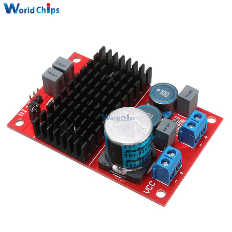 DC 12V24V TPA3116 Dual Channel Stereo 50WX2 BTL Mono 100W Audio Verstärker BAF