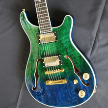 Starshine free shipping electric guitar popular  semi-hollow body classical high quailty