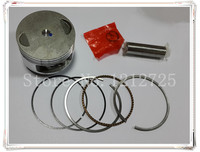 New high quality motorcycle piston ring XT225 gazelle225 piston ring piston diameter is 70mm The piston pin is 16mm