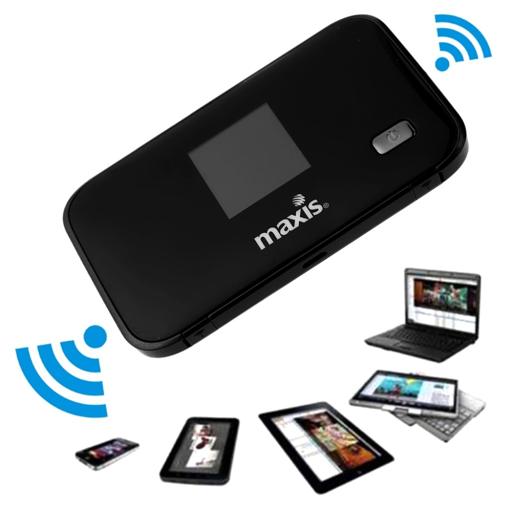 Unlocked ZTE MF93D Dual-band 4G 3G 100Mbps LTE FDD Mobile WIFI Hotspot Wireless Router