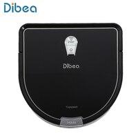 Dibea D960 робот пылесос умный с мокрой уборки робот Aspirador с края очистки Технология для волос любимчика тонкие ковры