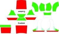 Anpassen Großhandel Team radfahren anzug Benutzerdefinierte Kurzarm Radfahren Jersey Und Schellfischkurzschlüsse jede farbe Mix größe jede logo