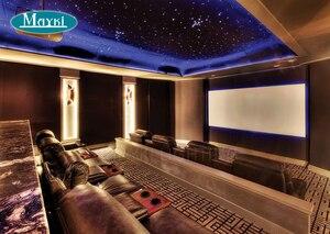 Image 5 - Maykit Decorative Star Ceiling Led Fiber Optic Light Kit White Cree Led+Twinkle Color Wheel+600pcs 0.75mm+60pcs 1.0mm+20pcs 1.5