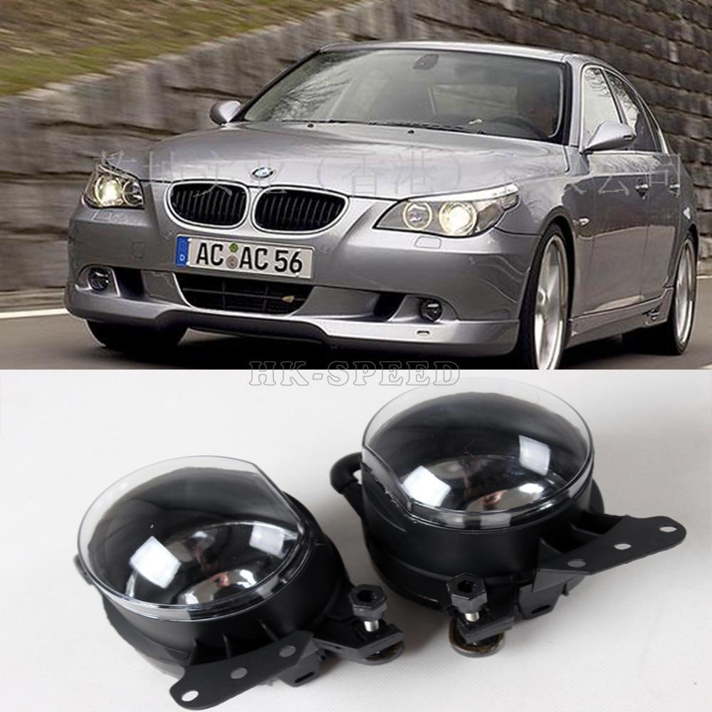 E60 ABS Auto Car Fog LED Lamp Fog Running Lights For BMW