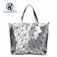 Bolso de mano de lujo de moda 2019 para mujer, bolso de mano de playa, bolso de hombro con holograma, bolso de mano, bolso de mano para mujer