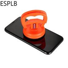 Esplb copo resistente de desmontagem, ventosa para celular, tela lcd, ferramentas de reparo para abertura de celular, para iphone, ipad, 5.5cm /2.2in