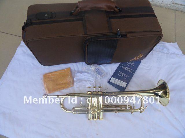 מותאם אישית TR700 קטן צהוב פליז זהב צבע - כלי נגינה