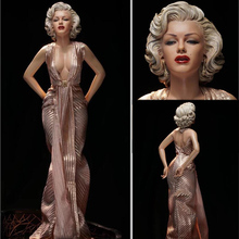 1/4 Sexy Marilyn Monroe Norma Jeane Baker idol PVC Figure Collectible Model 40cm(China)