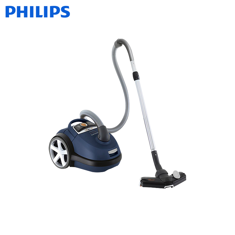 Vacuum Cleaner Philips FC9170/02 cleaning for home dust collector FC 9170 dry cleaning dust bag dustcollector into dust