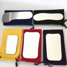 Dental Photography Mirrors Glass-Material Double-Sided 5pcs/Set