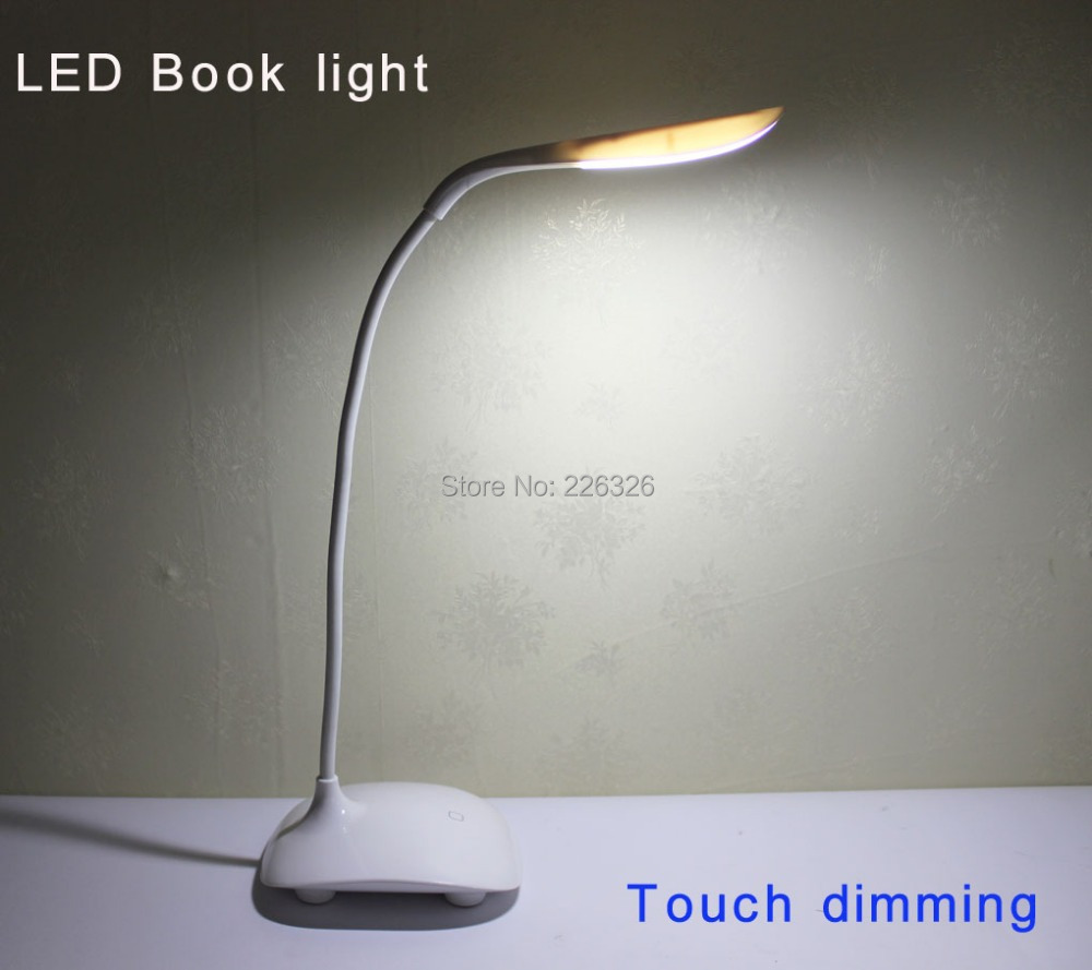 Usb Desk Lamp: Hot sale LED usb desk lamps Fold simple table lamp clip Rechargeable desk  light portable Dimmabel table lamp Reading light-in LED Desk Lamps from  Lights ...,Lighting