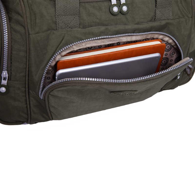 TEGAOTE männer Reisetasche Zipper Gepäck Reise Duffle Tasche 2017 Neueste Stil Mit Großer Kapazität Männlich Weiblich Tragbare Reise Tote