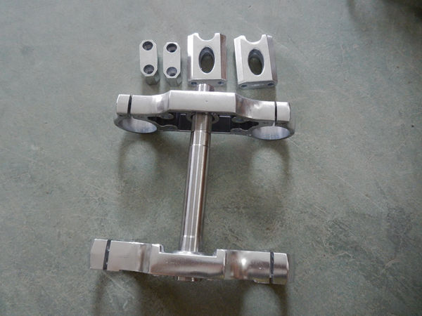 STARPAD 710 inverted shock absorbers front motocross inverted damping even pull direction clamps block a suit