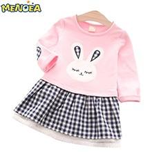 Menoea-2016-Autumn-Girls-Dress-Casual-Style-Long-Sleeve-Cartoon-Cute-Baby-Girl-Clothes-Bunny-Print