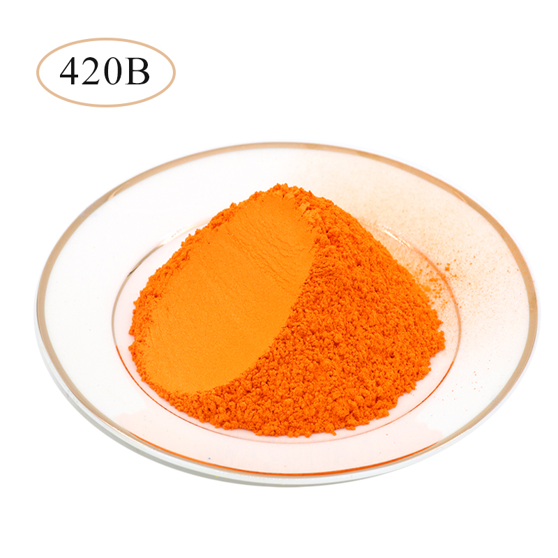 10g 50g Type 420B Pigment Pearl Powder Healthy Natural Mineral Mica Powder DIY Dye Colorant,use For Soap Automotive Art Crafts