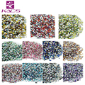 2016 KADS Horse Eyes Jewelry Glitter Rhinestone DIY UV Gel Polish Nail Art Decorations For Manicure Accessories 500pcs/pack