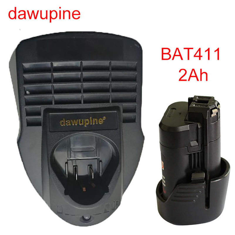 AL1115CV Li-ion Battery Charger BAT411 2000mAh For Bosch Electrical Drill 10.8V 12V TSR1080 GSR10.8-2 GSA10.8V GWI10.8V TSR120