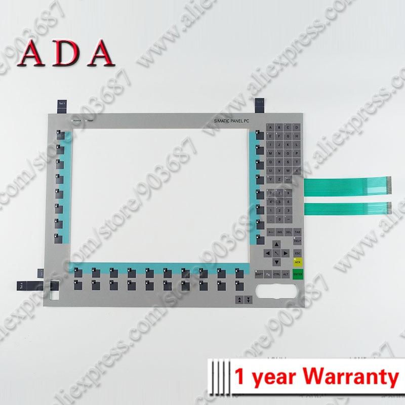Computer & Office New 6av7725-1bc10-0ac0 Membrane Switch Keypad Keyboard For 6av7725-1bc10-0ac0 Panel Pc 670 15 Key