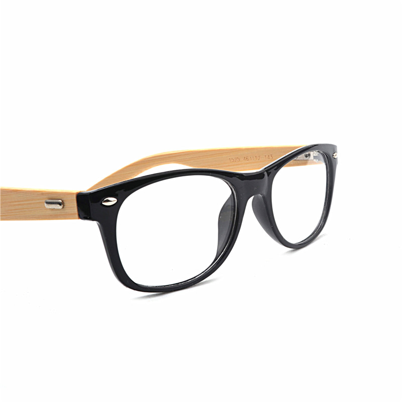 feb7eab841 2019 Fashion Square Sun Photochromic Glasses UV400 Classic Black ...