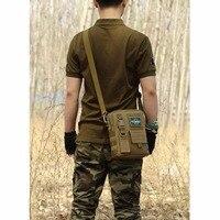 Protector Plus Outdoor Military Tactical Rucksacks Camping Shoulder Bag Cross Body Bag Belt Sling Bags Laptop