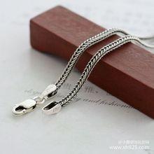 925 schlangenkette weibliche Der