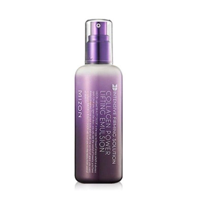 Mizon colágeno potencia de elevación cara cuidado de la piel de emulsión 120 ml