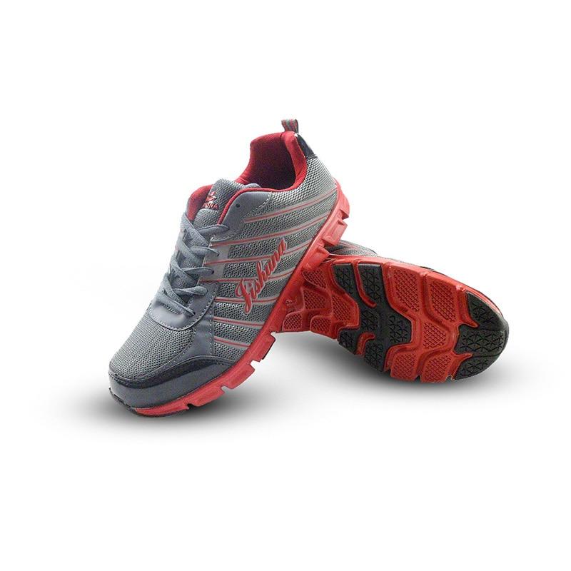 ФОТО Hotsale Sport Shoes Men Breathable Cushion Original Zapatos De Hombre Mens Athletic Outdoor Sports Shoes Running Shoes S805