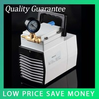 LH-95D Diaphragm Vacuum Pump Oil Free Dual Head
