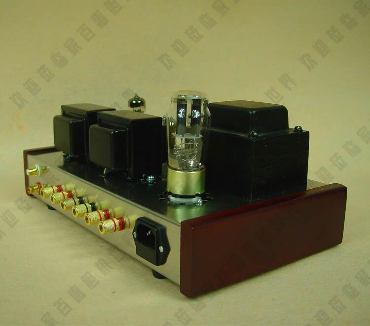 2017 NEW DIY kit 6P14+6N1+5Z4P Class A vacuum tube amplifier kit tube AMP  4W+4W