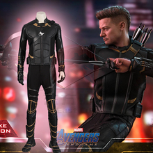 Manluyunxiao Hawkeye Marvels Avengers Endsgame Adults Cospaly Costueme Sets Made American