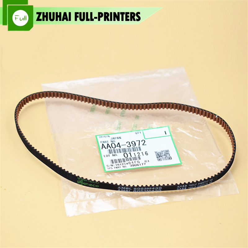 2pcs New Original MP1350 Timing Belt LONG for Drum Unit <font><b>Motor</b></font> AA04-3972 for Ricoh Aficio MP1100 9000 906 907 <font><b>1107</b></font> 1357 image