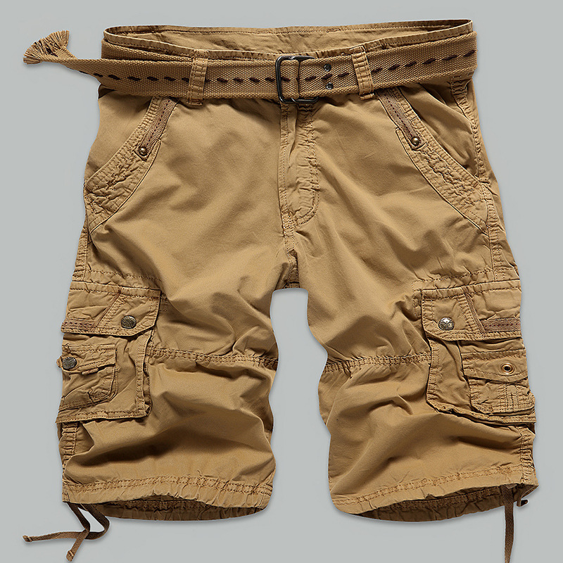 Boys Shorts & Boys Cargo Shorts. Boys' shorts & cargo shorts are great for running around in the yard or just for wearing on a warm day. You can find the right style for your wardrobe with khaki cargo shorts or plaid shorts. Boys can look great any day of the week with plaid shorts.