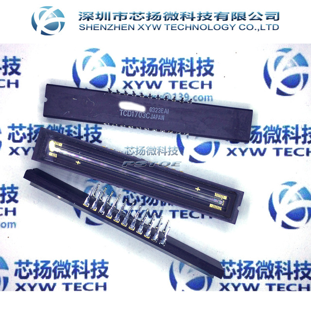 XIN YANG elektronik TCD1703C CCD doğrusal görüntüleme sensörü CDIP 22